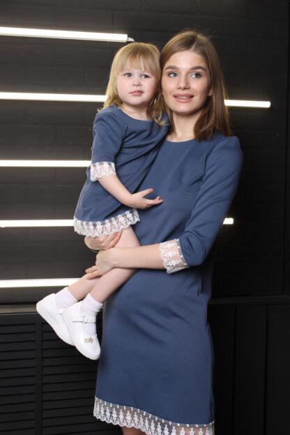 одежда мама и дочка